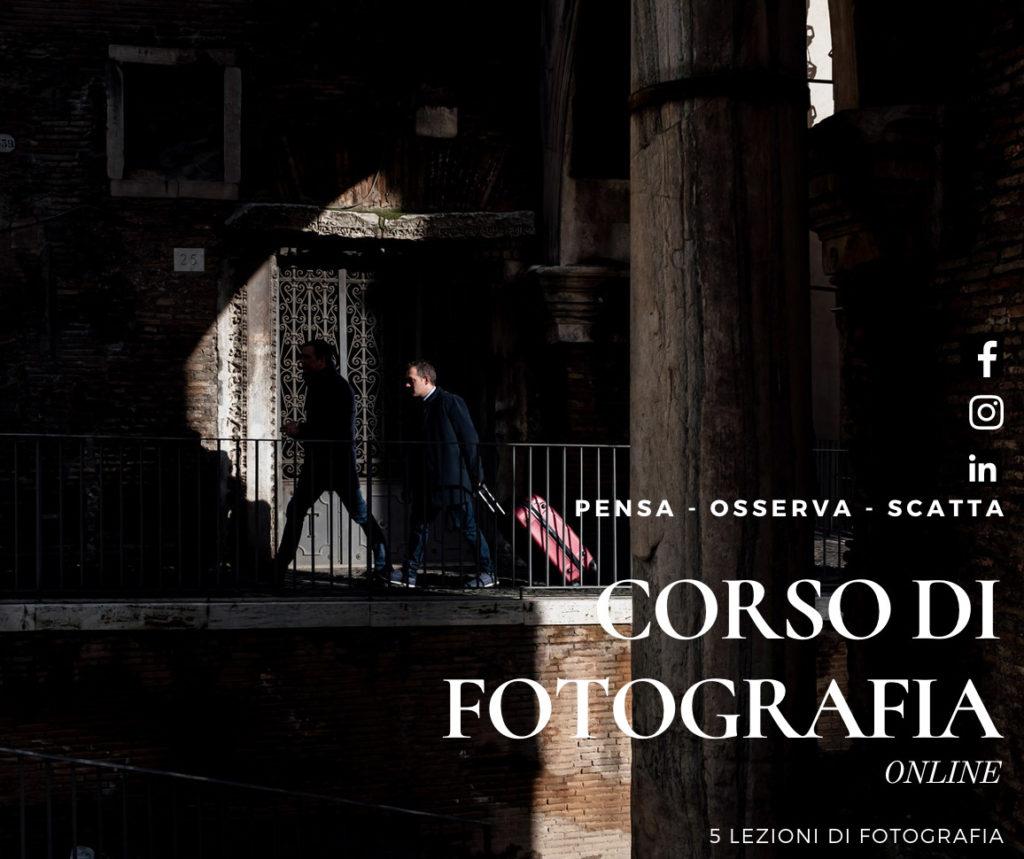 corso di fotografia, fabrica di roma, workshop fotografici, corsi fotografici, corso fotografico online